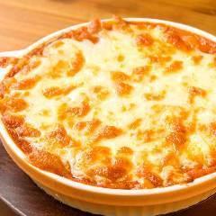 Specialty lasagna