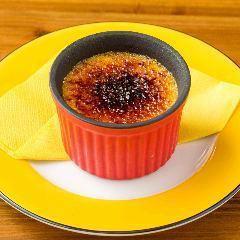 Honey Cream Brulee