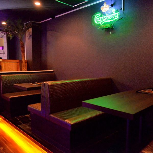 Loose sofa seats are also available.Please feel free to inquire about charters and events ♪