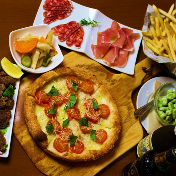 【Focusing on Italian cuisine!】