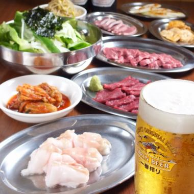 【Welcome Farewell Party】 ★ 2 hour drink all-you-can-eat ★ Bukacha various banquet courses