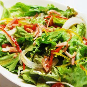 Salad (chokey, sesame, Caesar)