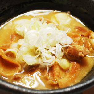 Braised tofu into