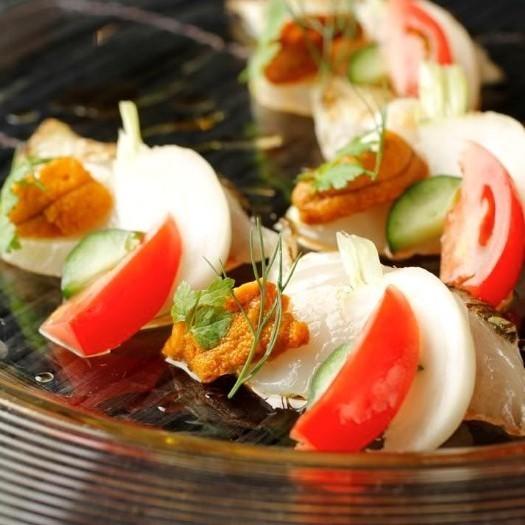 Kyo蔬菜·季節的成分