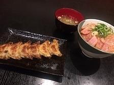 豚丼set