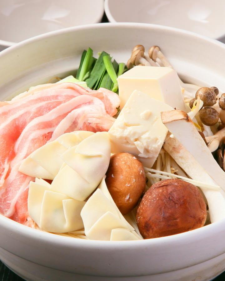 茶猪饺子锅