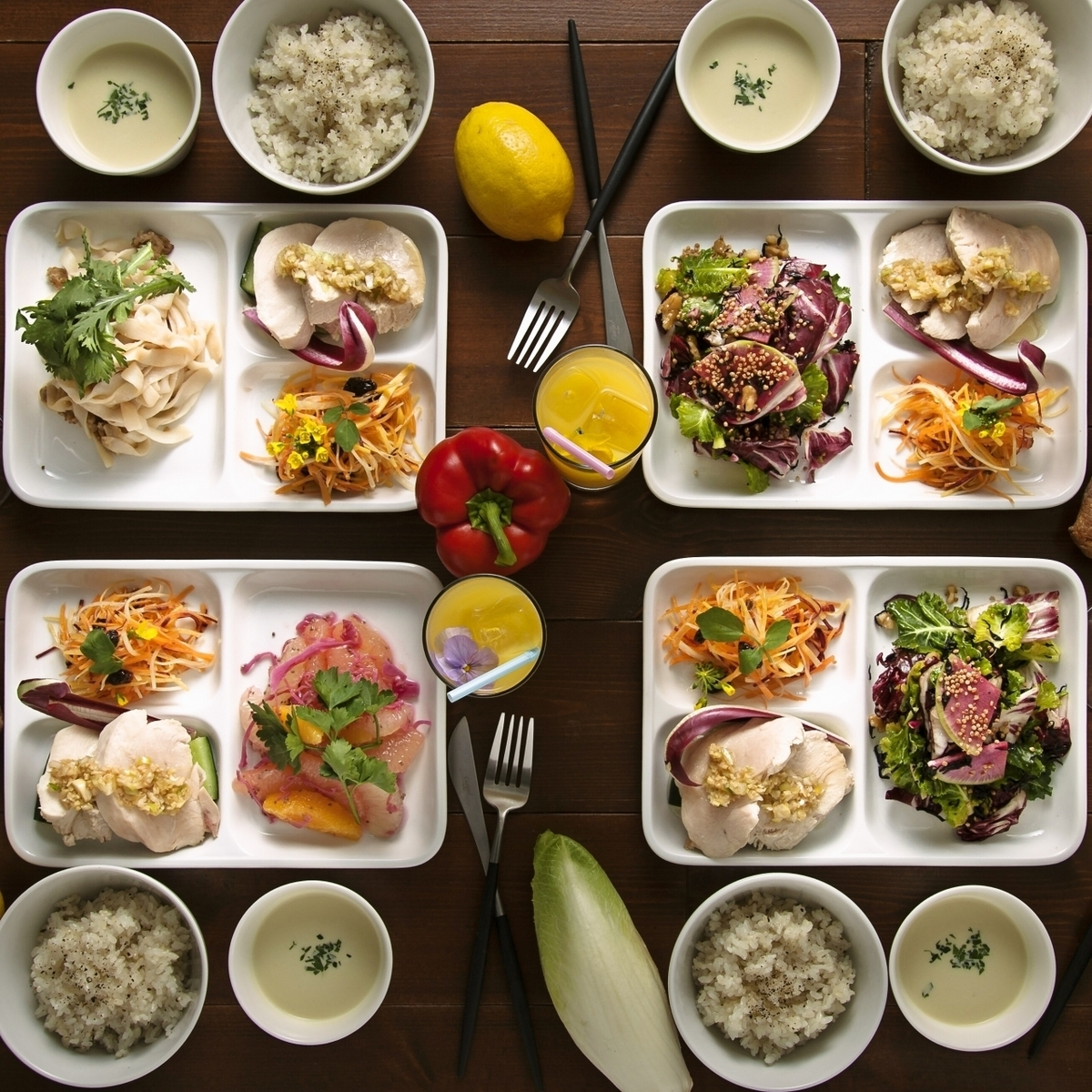 【EAT-IN】特别熟食午餐PLATE(11:30~17:00※LO 16:30)