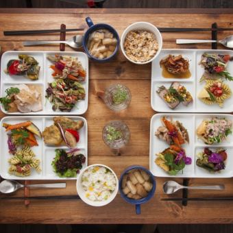 Special Deli Dinner PLATE (Rice) 17: 00 ~
