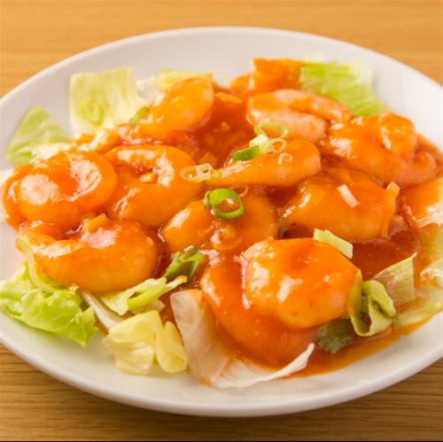 家庭的な中国料理!!