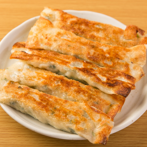 Jumbo grilled dumplings (5 pieces)