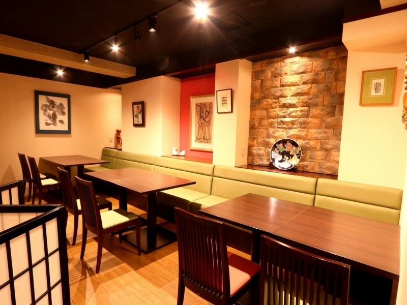 Private room is available from 20 people ◎ Up to 40 people can be used.
