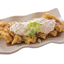 てんてけ 치킨 남만