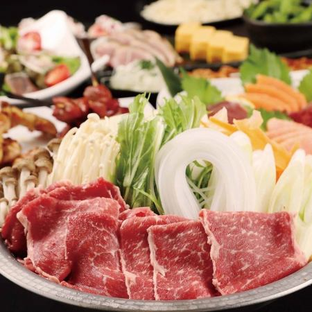 ◎ at the Year End Party / New Year's party ◎ 2 hours with unlimited drinks (8 items) 【carefully selected course】 course 3980 yen