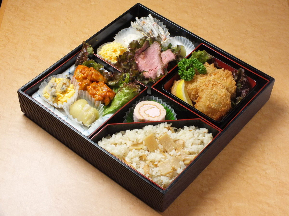 Western style shochikudo lunch box 【reservation / delivery available】