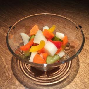 Pickles of Kanazawa