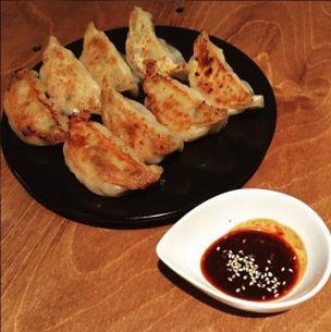 烤饺子(请选择大蒜有/无大蒜)
