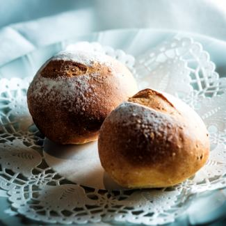 自家製 丸パン