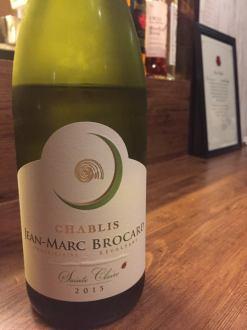ミネラリーな白ワイン