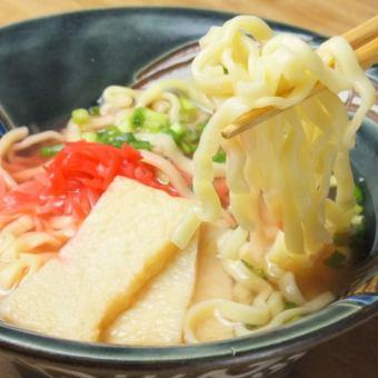沖繩蕎麥麵