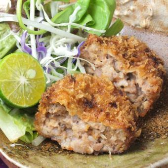 Agu豬色素肉塊