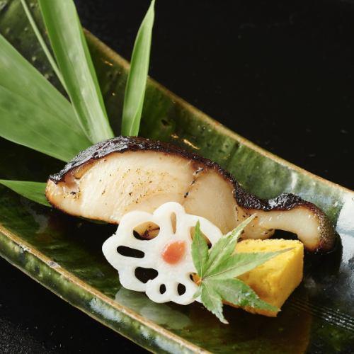 日本盛吟醸酒粕焼         日本盛吟醸酒粕汁