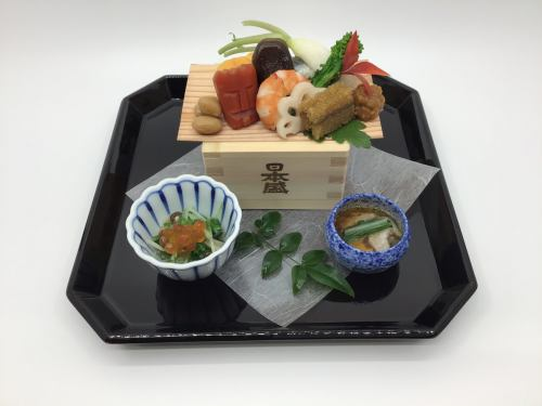 季節の前菜盛り合わせ(旬菜十三種)