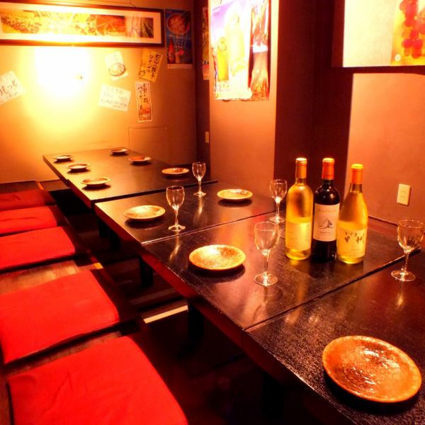 For up to 8 to 32 people OK so please dig in large and small single room ◆ for various banquets 2H drinking course · From 3980 yen ~ We have prepared so you can choose the course according to your budget.