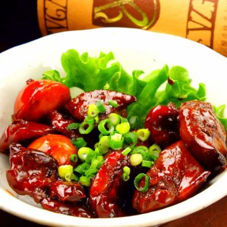 Kofu specialty! Boiled crispy ★