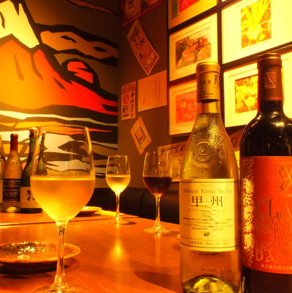 Koshu wine recognized by the world