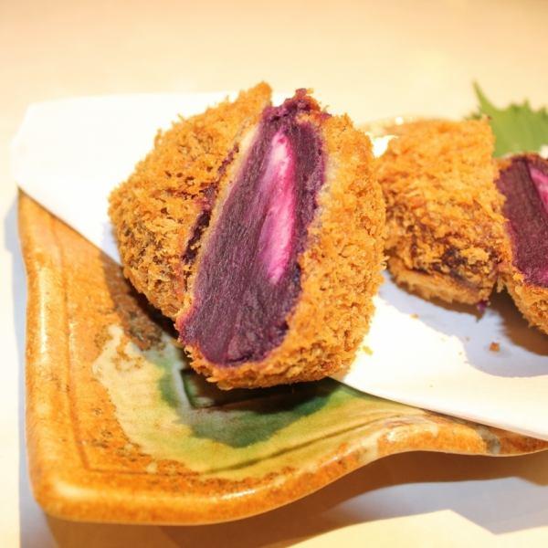 Female popularity No1 ☆ Rice pot croquette cream cheese included