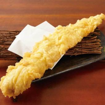 Fried deep-fried tempura