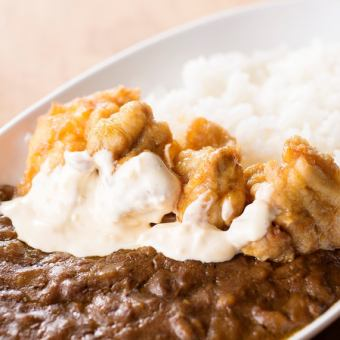 【Curry】 Chicken South Antarctic Curry