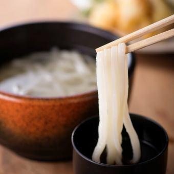 Miyazaki specialties! Fried udon udon