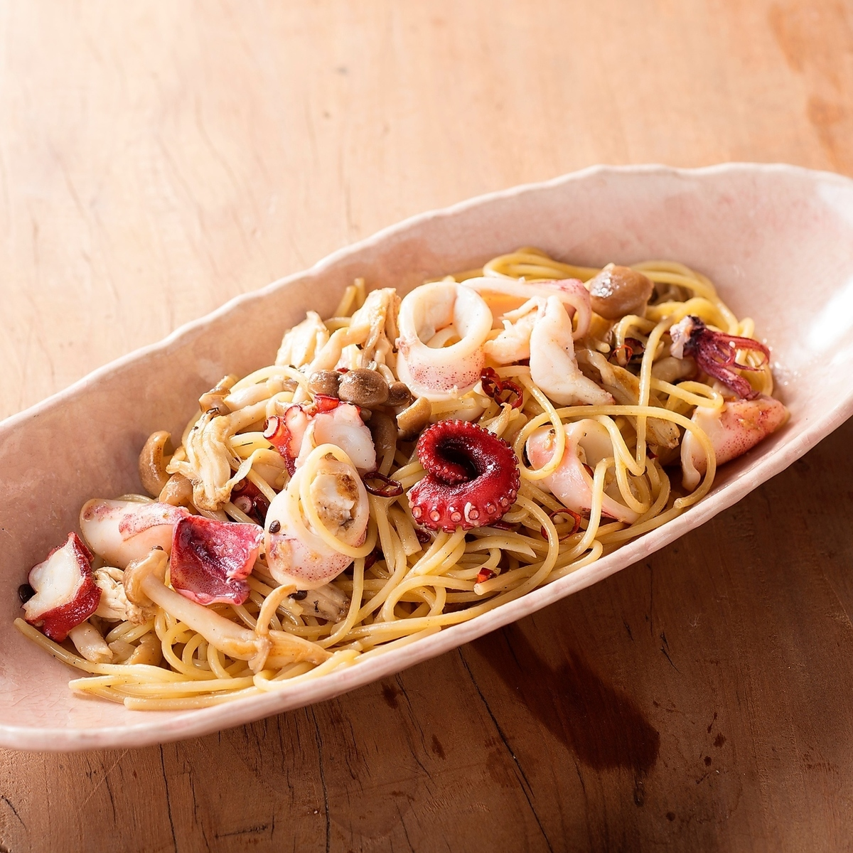 海鲜Peperoncino