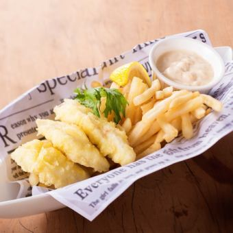 【Fried】 Fish & Chips