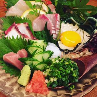 Assorted sashimi (※ Order is 2 servings ~)