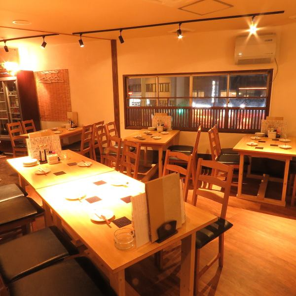 【Private place】 Private reservation is possible from 20 persons on weekdays! Up to 40 people can be accommodated! Reservations such as welcome reception, company banquet, second party etc. are accepted!