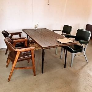 Table for 2 to 4 people
