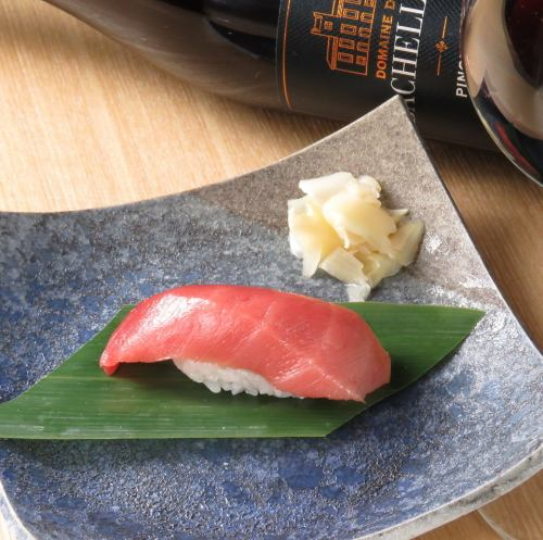 寿司職人の技
