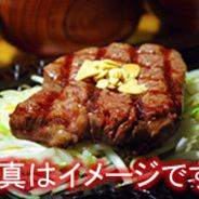 菩提樹の豪華コース(5200円)<全6品>特選牛ひれステーキや銘柄豚ひれかつなど豪華なラインナップ