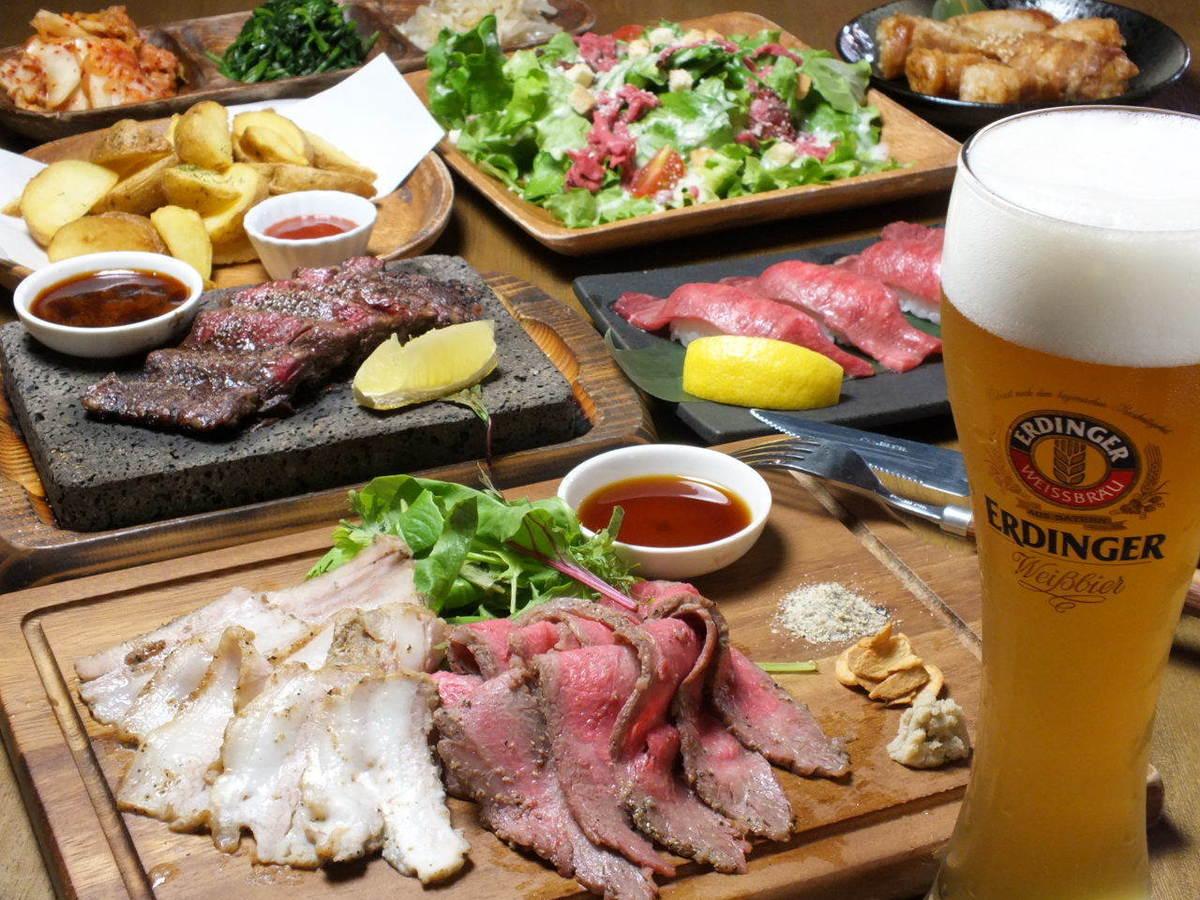 Ichoshi ☆ Kuroge Wagyu Beef course