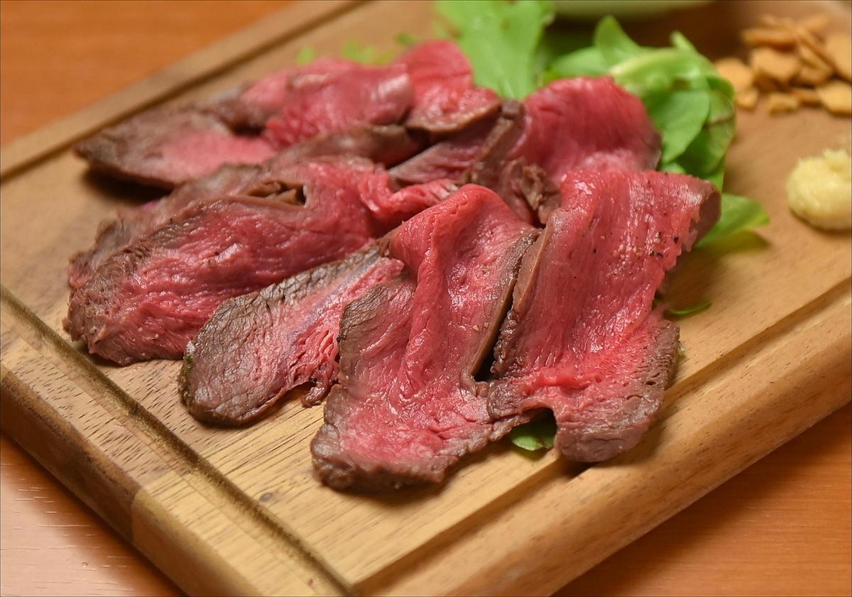 Domestic beef roast beef