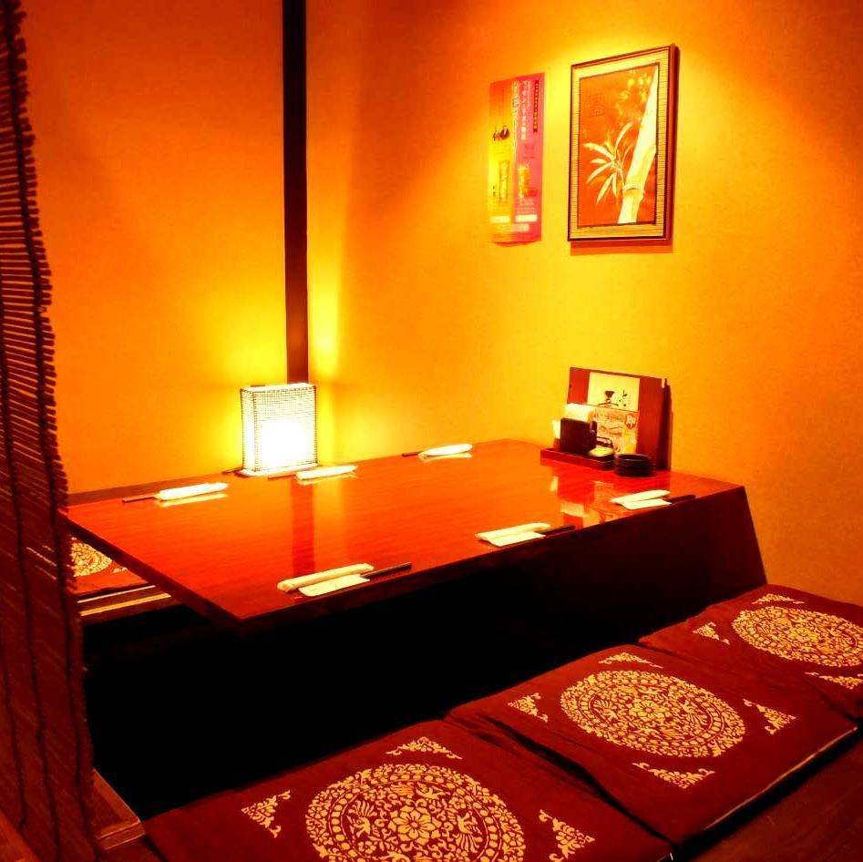 Dropped a blind room with a dinner in a private room.Recommended for drinking party with small number of people.