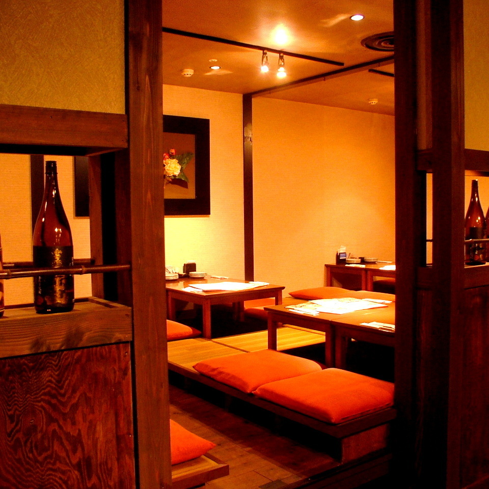 Banquet digging for seats for 24 guests in a private room Tatsuta