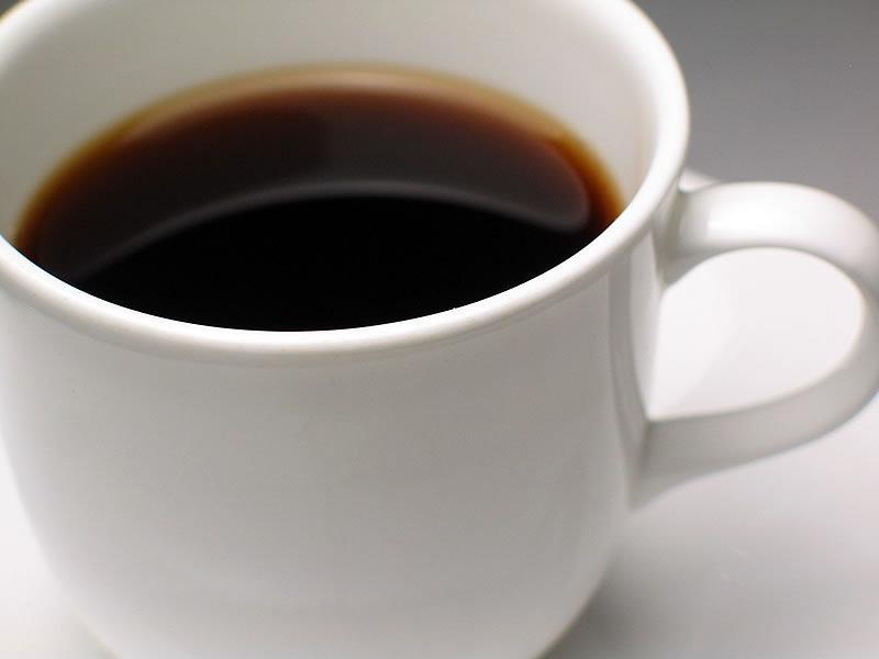"""""""在更短的时间内刷新♪""""煮熟的咖啡服务后"""