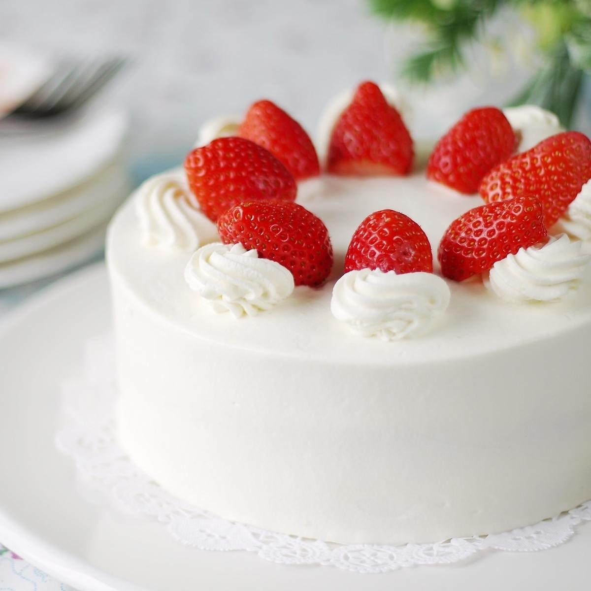 【ケーキ持ち込みOK★】