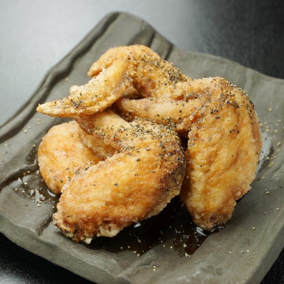 닭 날개 튀김