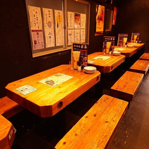 Okamoto Town / Tanimachi Nine-chome / Sakura Oka /炸鸡/烤鸡/水壶/烤鸡/烤鸡/居酒屋/宴会/人数众多/私人房间/柜台/欢迎一个人入住】