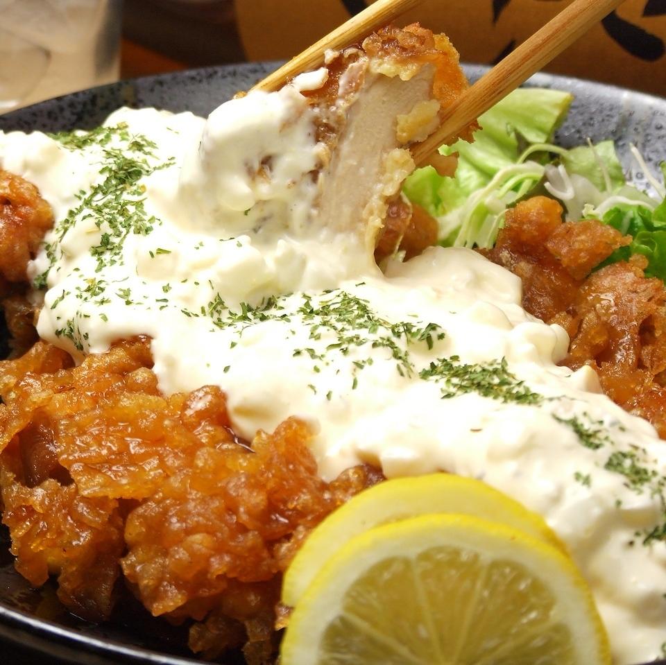 미야자키 치킨 남방