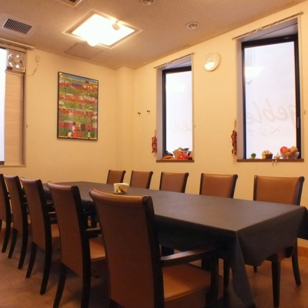 Completely private room on the 2nd floor is available for 4 ~ 10 people OK! It is spacious sky ♪ It is also recommended for various banquets and girls' associations ★ It's Honcho station Chika so access is outstanding ◎